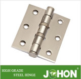 """Bisagra de puerta del acero o del hierro (4 """" X3 """" que llevan los accesorios de los muebles)"""