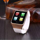 人間の特徴をもつIosの電話のためのLG128 GPS Smartwatch Bluetoothのスマートな腕時計
