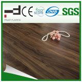 plancher de stratifié de fini gravé en relief par milieu classique de chêne de 12mm