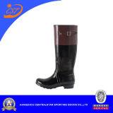 Ботинки дождя женщин комфорта (WB-04)