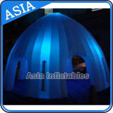 휴대용 옥외 팽창식 LED 돔 천막, 휴대용 공기 상점 팽창식 건물 경기장을 예약했다