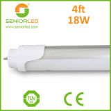 Fluroを取り替えるための管LED T5 T8 1000mm LEDの照明