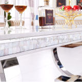 2016 heißes Selling Modern Dining Furniture Dining Table mit Marble Top