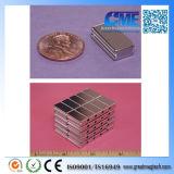 "Neodymium Magnet에 있는 Step와 더불어 F3/8 "" X 3/4 "" X 1/4 "" N42,"