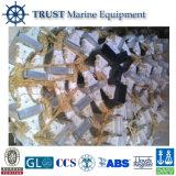 CCS 승인되는 바다 알루미늄 승선 사다리, 바다 밧줄 사다리