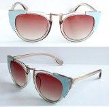 Gafas de sol plásticas de la manera del diseñador a estrenar para las mujeres/señora (DP1230YZ)