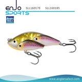 Dos peixes seletos da escola do pescador atração Lipless do equipamento de pesca com os ganchos Treble de Bkk (SLL16185)