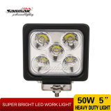 "5 "" LED resistente Work Light con Powerful Output"