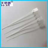 White Color PP Material Plastic Seturity Strips for Bank