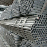 Труба горячего DIP гальванизированная стальная для столба загородки