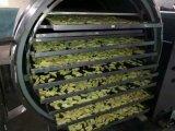Máquina de secagem de gelo do vácuo do vegetal e da fruta