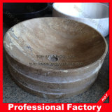 Natural Size do cliente Stone Sink / Granite Sink / Marble Sink / Basin