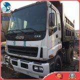 Camion- diesel utilisé de décharge d'Isuzu (10PE1Engine, modèle de CXZ81K)