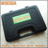 jeu réversible flexible de clé combinée de 4PCS Ratchetable, jeux de clé