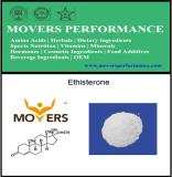 ホルモンCASのNOのための高品質Ethisterone: 434-03-7