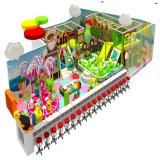Do jogo macio engraçado dos miúdos da série dos doces campo de jogos interno para a venda