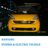 4 Sitze Small Battery Electric Car in Hybird Part