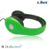 Cuffia promozionale stereo di vendita calda MP3 di 3.5mm