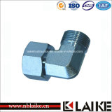 90degree Elbow BSPT Male Carbon Steel Hydraulic Tube Fitting (1CT9)