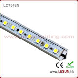 16W luz de tira linear interna quente do perfil de Auminum da Tri-Prova do diodo emissor de luz da venda 12V
