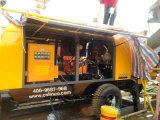 使用された構築機械装置のトレーラー具体的なポンプ
