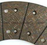 非クラッチ・フェーシングのアスベストスの銅