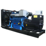 50Hz 800kVA Open Skid Diesel Generator Set mit Engine (UP800)