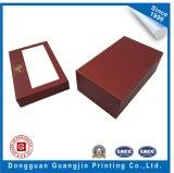 Коробка бумажного подарка товаров качества упаковывая (GJ-box891)