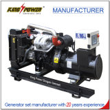 150kw/188kVA 침묵하는 임금 Power Engine Biogas Generator