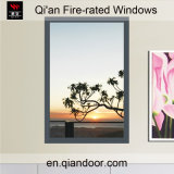 Окно изображения фикчированной стали Пожар-Rated