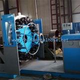 Machine en caoutchouc horizontale de tressage de fil d'acier de tresseuse de tuyau