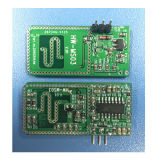 Module simple de détecteur de mouvement de micro-onde du panneau 10.525GHz (HW-MS03)