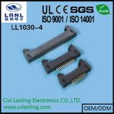IDC Shrouded Header Mates с кабельным соединителем 1.27mm Flat