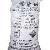 Natrium Sulphide 60%Min Flakes