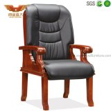 Самомоднейший 0Nисполнительный коммерчески кожаный стул офиса (D-304)