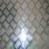 Plaque en aluminium de bande Checkered de fabrication de la Chine