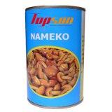 Namekoの一等級の缶詰にされたきのこ