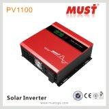 Inversor solar modificado de Sinewave com controlador 1200va 2400va do carregador