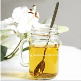 Handleの16oz Glass Mug Glass Jar