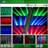 Fabbrica 8 LED Stage Beam Light /DJ/Disco/Bar Light da vendere