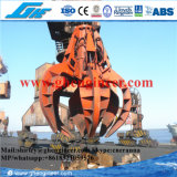 15t Electrical Hydraulic Steel Scrap Orange Peel Grab