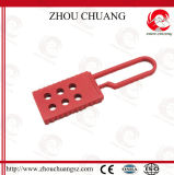 Lockout de nylon Hasp para Staff Safety em Industrial Plant