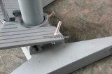 Алюминиевой машина педали тела управляемая ногой герметизируя