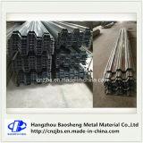 Galvanisierte Metallfußboden-Plattform-Blatt-gewölbte Blätter