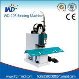 Machine à relier électrique de livre de fabrication professionnelle (WD-103)