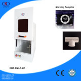 Enclosed тип цена машины маркировки лазера волокна охлаждения на воздухе Ce 10W 20W 30W