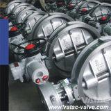 Vatac Form-Stahl-Doppelt-Exzenterdrosselventil-Hersteller