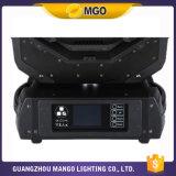 Heiße Träger-Punkt-Wäsche-bewegliches Hauptlicht DJ des Verkaufs-Selbstkopf-280W beleuchten