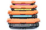 HP를 위한 본래 504A Ce250A 연속되는 색깔 Laser 토너 카트리지