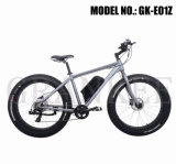 "Schnee Electric Bike mit 26 "" * 4.0 Tire/48V Samsung Li-Battery"